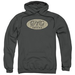 Gmc - Mens Vintage Oval Logo Pullover Hoodie