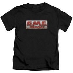GMC - Little Boys Beat Up 1959 Logo T-Shirt