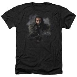 The Hobbit - Mens Thorin Oakenshield Heather T-Shirt