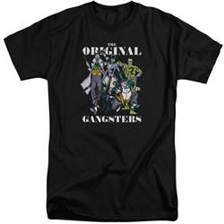 DC Comics - Mens Original Gangsters Tall T-Shirt