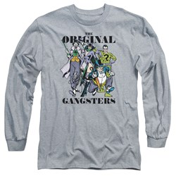 DC Comics - Mens Original Gangsters Long Sleeve T-Shirt