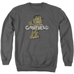 Garfield - Mens Retro Garf Sweater
