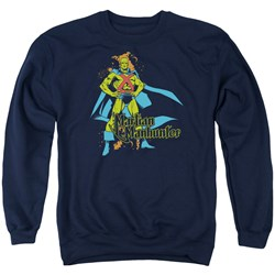DC Comics - Mens Martian Manhunter Sweater
