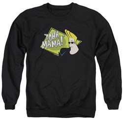 Johnny Bravo - Mens Oohh Mama Sweater