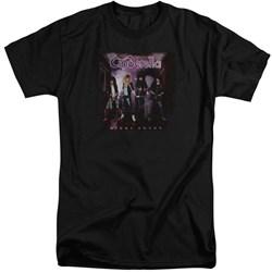 Cinderella - Mens Night Songs Tall T-Shirt
