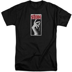 Stax - Mens Stax Distressed Tall T-Shirt
