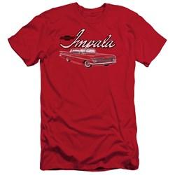 Chevrolet - Mens Classic Impala Slim Fit T-Shirt