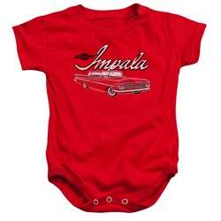 Chevrolet - Toddler Classic Impala Onesie