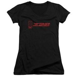 Chevrolet - Juniors The Z28 V-Neck T-Shirt