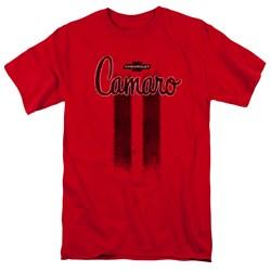 Chevrolet - Mens Camaro Stripes T-Shirt
