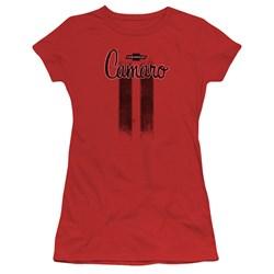 Chevrolet - Juniors Camaro Stripes T-Shirt