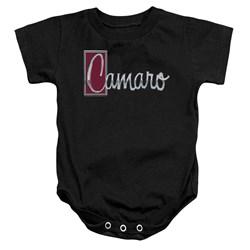Chevrolet - Toddler Chrome Script Onesie