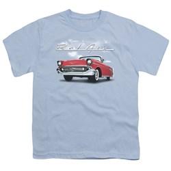 Chevrolet - Big Boys Bel Air Clouds T-Shirt
