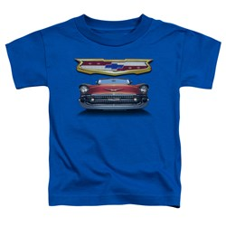 Chevrolet - Toddlers 1957 Bel Air Grille T-Shirt