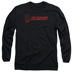 Chevrolet - Mens The Z28 Long Sleeve T-Shirt