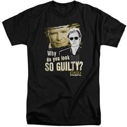 CSI Miami - Mens So Guilty Tall T-Shirt