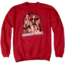 Criminal Minds - Mens Brain Trust Sweater