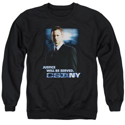 Csi:Ny - Mens Justice Served Sweater