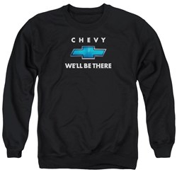 Chevrolet - Mens We'Ll Be There Sweater