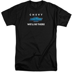 Chevrolet - Mens We'Ll Be There Tall T-Shirt