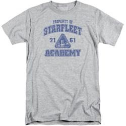 Star Trek - Mens Old School Tall T-Shirt