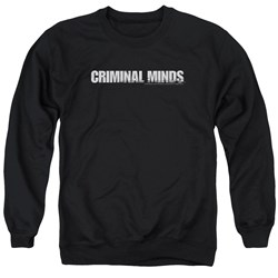 Criminal Minds - Mens Logo Sweater