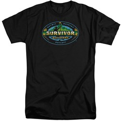 Survivor - Mens All Stars Tall T-Shirt