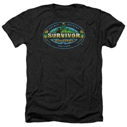 Survivor - Mens All Stars Heather T-Shirt