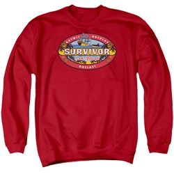 Survivor - Mens Cook Islands Sweater