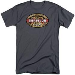 Survivor - Mens Fiji Tall T-Shirt