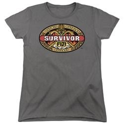 Survivor - Womens Fiji T-Shirt