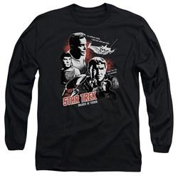 Star Trek - Mens Balance Of Terror Long Sleeve T-Shirt