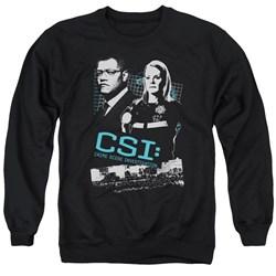 CSI - Mens Investigate This Sweater