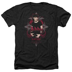 Ncis - Mens Abby Gothic Heather T-Shirt