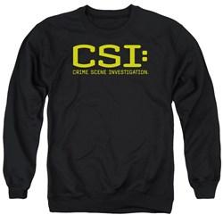 CSI - Mens Logo Sweater