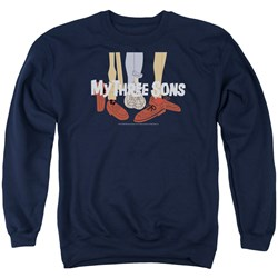 My Three Sons - Mens Shoes Logo Sweater