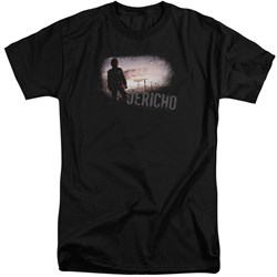 Jericho - Mens Mushroom Cloud Tall T-Shirt