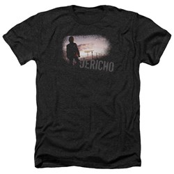 Jericho - Mens Mushroom Cloud Heather T-Shirt