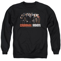 Criminal Minds - Mens The Brain Trust Sweater