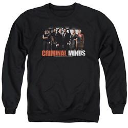 Criminal Minds - Mens The Brain Trust Sweater