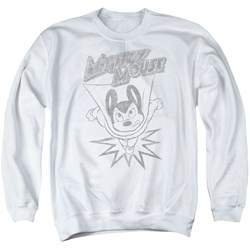 Mighty Mouse - Mens Bursting Out Sweater