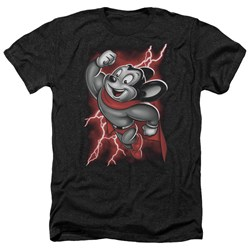 Mighty Mouse - Mens Mighty Storm Heather T-Shirt