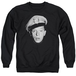 Andy Griffith - Mens Barney Head Sweater