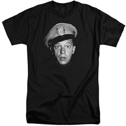 Andy Griffith - Mens Barney Head Tall T-Shirt