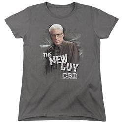 CSI - Womens The New Guy T-Shirt