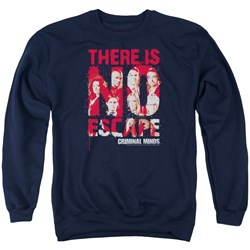 Criminal Minds - Mens No Escape Sweater