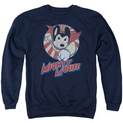 Mighty Mouse - Mens The One The Only Sweater