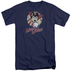 Mighty Mouse - Mens The One The Only Tall T-Shirt