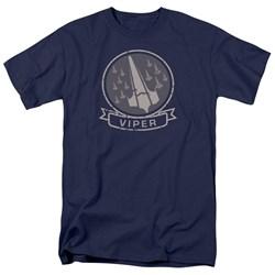 Battlestar Galactica - Mens Viper Squad T-Shirt