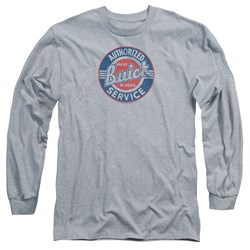 Buick - Mens Authorized Service Long Sleeve T-Shirt